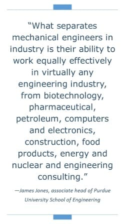 yet what separates mechanical engineers in industry is their ability to work equally effectively in virtually any engineering industry said jones - Contract Mechanical Engineer Sample Resume