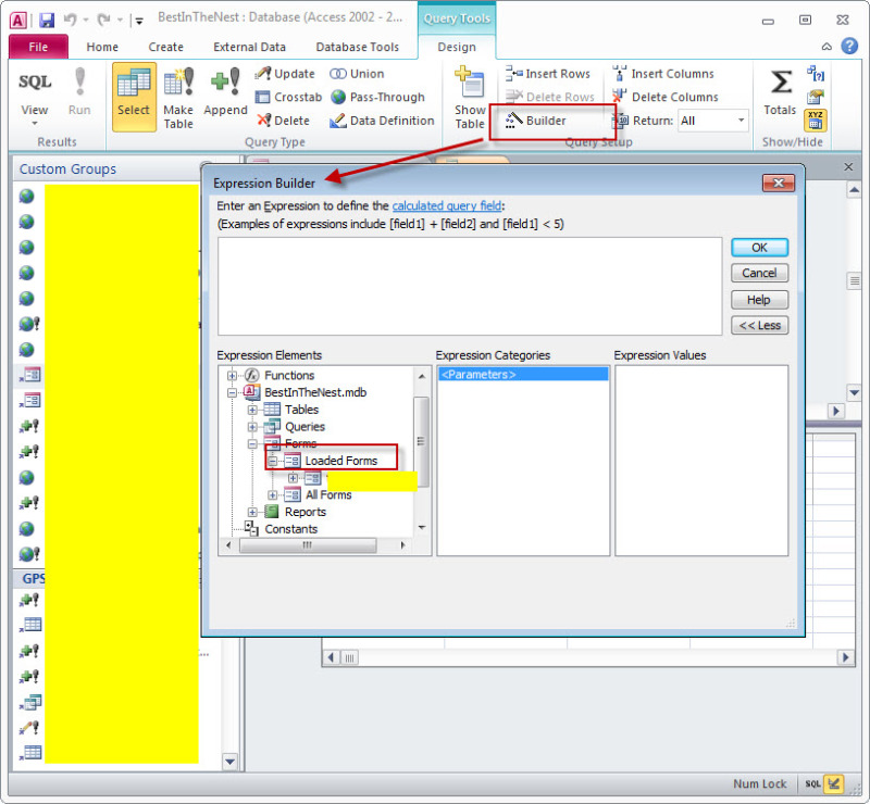 Query records between two dates - Microsoft: Access Queries and ...