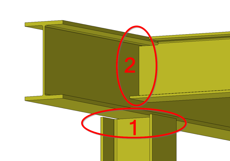 I beam vs square tube for columns structural