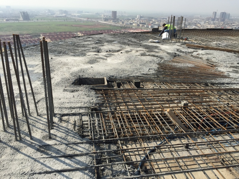 Cold joint aci concrete code issues eng tips for Pouring concrete in the cold
