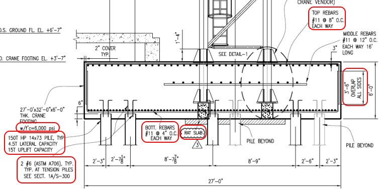 Tower Crane Design Calculations : Tower crane peer review welding bonding fastener