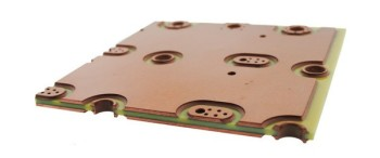 Extreme Copper PCB. (Image courtesy of Epec, LLC.)