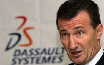 French PLM vendor Dassault Systèmes, with CEO Bernard Charles, was last year's leader in terms of PLM related revenue.