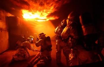 【国外制造】消防战斗和AI制造