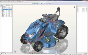 Kubotek Spectrum CAD Viewer.