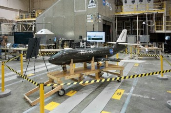 The PTERA testbed. (Image courtesy of NASA.)