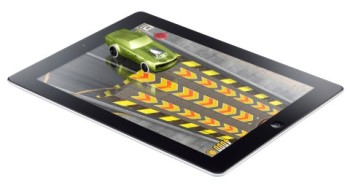 Apptivity Hot Wheels. Image courtesy of Mattel and Business Wire.