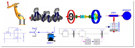 ANSYS Simplorer's systems simulation software is compliant with the Modelica library.