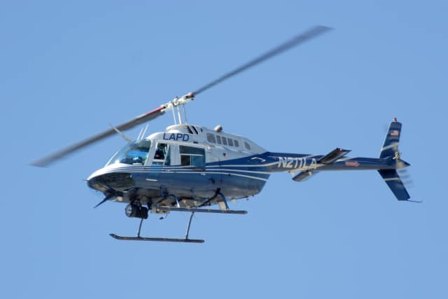 Bell 206 helicopter. (Image courtesy of Wikimedia Commons.)