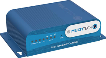The MultiTech MultiConnect Conduit is now Azure Certified for IoT. (Image courtesy of MultiTech)