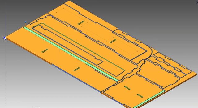 A first look at Router-CIM 2018, the latest version of CIM-TECH's software for CNC machines, which will be at the AWFS Fair,booth 9438, happening July 19 to 22 in Las Vegas. (Image courtesy of CIM-TECH.)