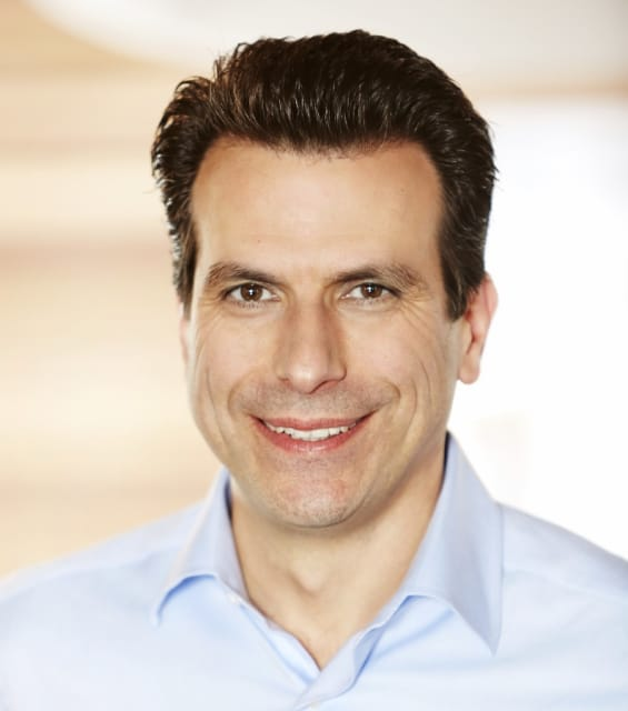 Andrew Anagnost, co-CEO of Autodesk. (Courtesy of Fast Company.)