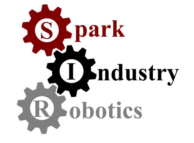 The Spark Industry Robotics logo.