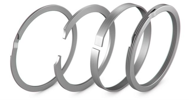 Spiral Retaining Ring Standard