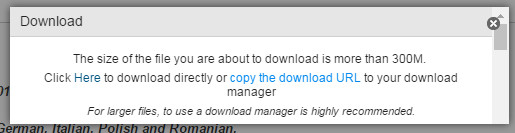Figure 2. The Autodesk App Store gives you option to download directly or add to download manager.