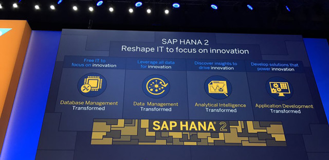 World leader in business software, SAP, got off to a late start in cloud computing, but has made up for lost time during the last couple of years. Their in-memory technology HANA is just one example of this, and has proven to be very powerful when handling large amounts of data. Together with new cloud technologies, HANA is a growing choice for installations of IoT concepts, and PTC is not going to miss the chance for gaining new customers on the SAP HANA cloud infrastructure. So, today they are a member of the HANA partner program.