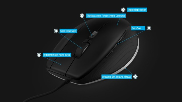 Best Wireless Design Engineering Mouse