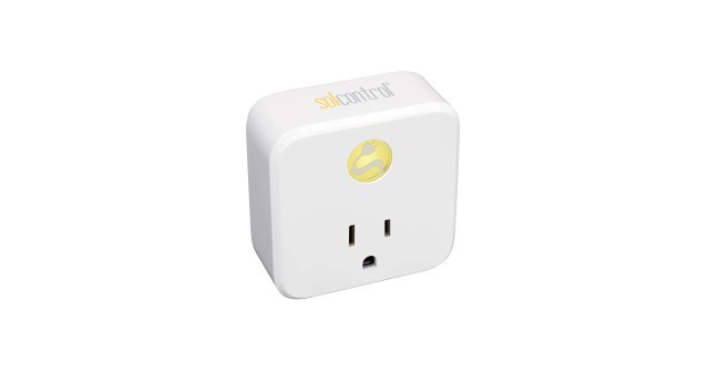 Sol Control IoT Outlet