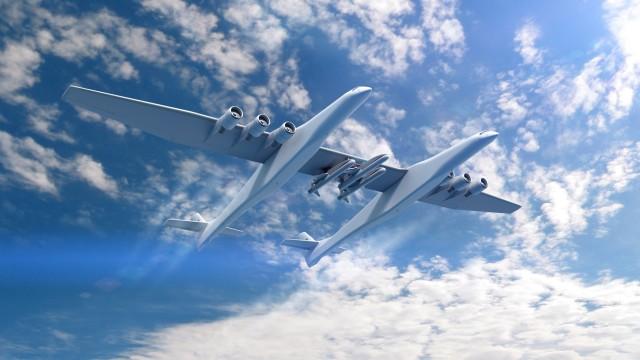 最大的飞机能否降低航天飞机的成本?(上)