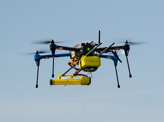 Using Drones To Regulate Gas Pipelines Gt Engineering Com