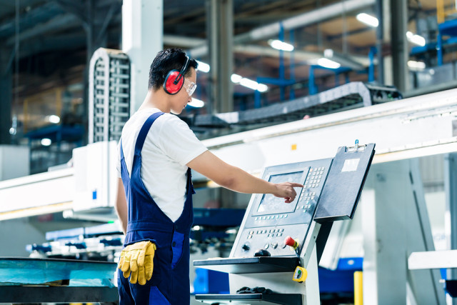 Many people still think of manufacturing as a dirty job when in reality it's anything but.