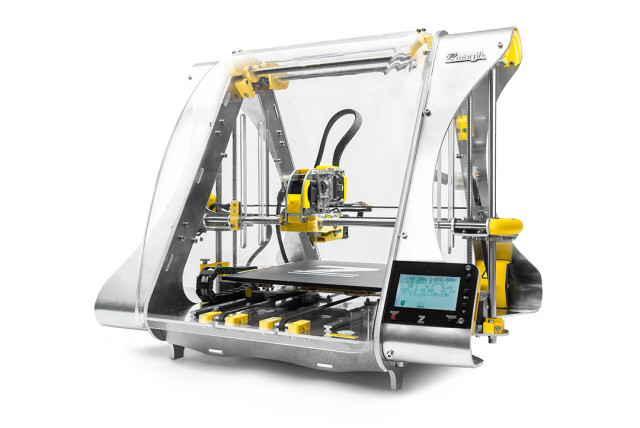 The ZMorph 2.0S Hybrid 3D printer.(Image courtesy of ZMorph.)