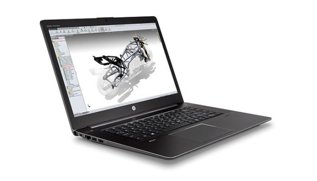 HP ZBook G3 mobile workstation. (Image courtesy of HP.)