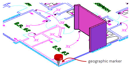 Setting geographic location in Autodesk products.(Image courtesy of Autodesk.)
