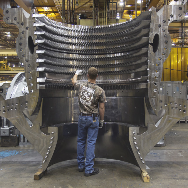 Ge Power Opens $400-Million Advanced Manufacturing Facility In