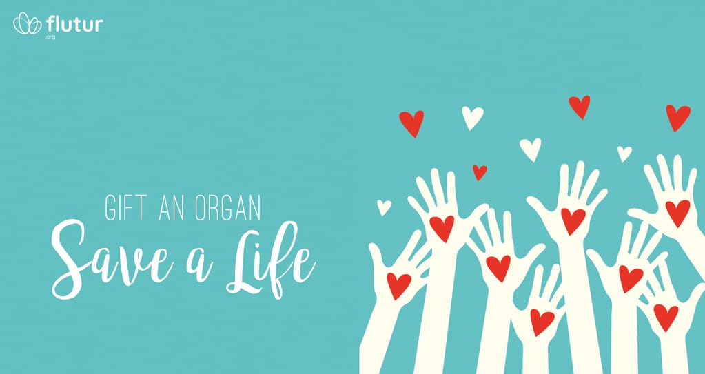 flutur organ donation