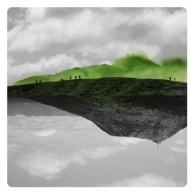Watercolors, Photographs, Labokoff, Memories, Dreams, Epistrophy, Green mountain, Mirror