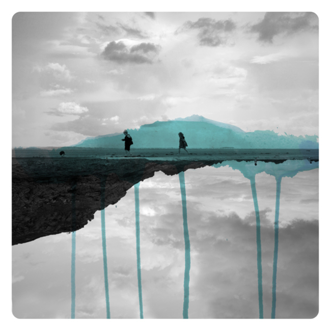 Watercolors, Photographs, Labokoff, Memories, Dreams, Epistrophy, Blue with Kids, Mirror, Fabienne Rivory