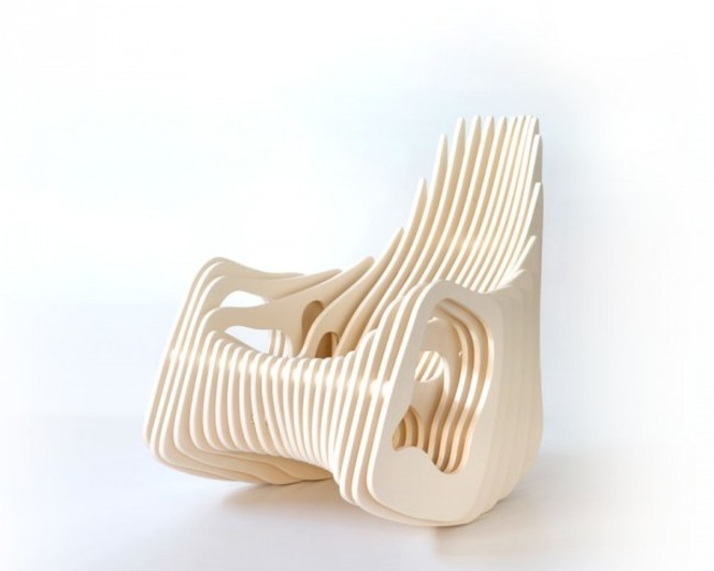 Eduardo Baroni, Furniture, Rocking Armchair, Modern Design, Industrial Design, Elon, Mamulengo, Epistrophy, Perspective