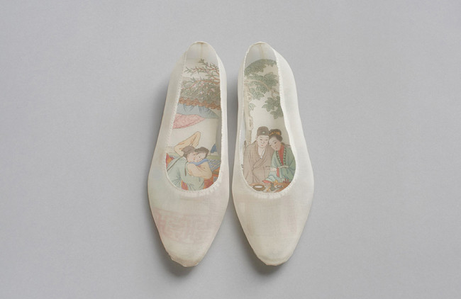 Body Drawings, Paper Drawings, China, Epistrophy, White Shoes