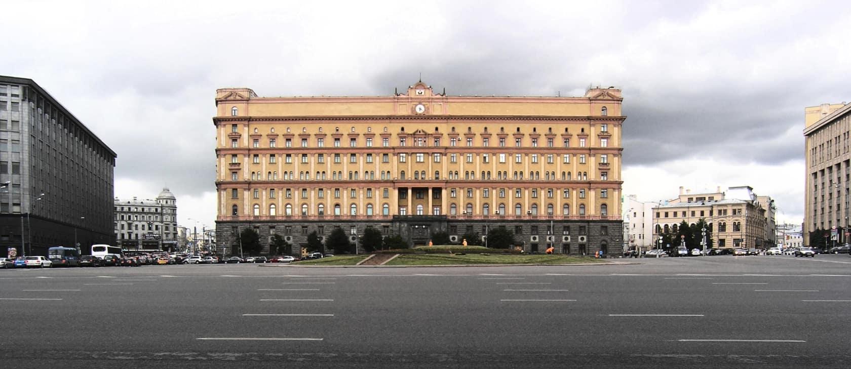 בניין לוביאנקה, מטה שירותי הביון הרוסיים