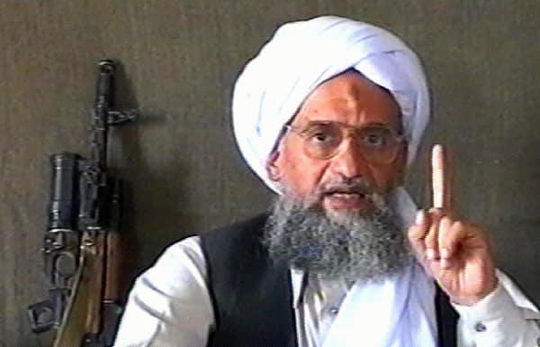 הטרוריסט איימן א-זוואהירי
