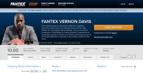 fantex investment, investing in fantex, fantex vernon davis ipo, fantex stock safe, is fantex real, players on fantex