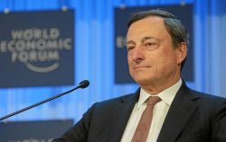 ecb interest rates, mario draghi discount rates, euro currency trading, trading the euro