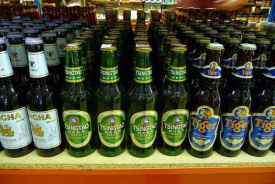 best beer stocks, best selling beer in the world, biggest beer company, snow beer, cr snow beer,