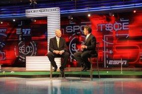 ESPN Around the Horn, Pardon the Interuption, NFL Live, X-games