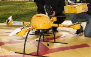 drone delivery, amazon drone, wireless communication, google, DHL
