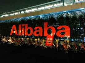 alibaba versus amazon, alibaba ipo, alibaba ipo price, alibaba stock price
