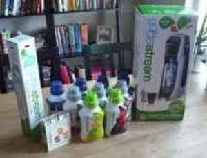 SodaStream, scarlett johansson, israel, boycott israel, sodastream stock, pepsi, coca cola