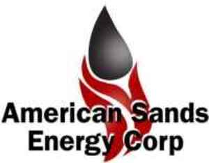 oil-wet oilsands, American Sands Energy stock, AMSE, oil and gas stocks, small-cap stocks