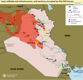 iraq oil production, how much oil does iraq produce, oil prices middle east, brent crude prices