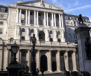 A Theory on UK Bank Lending