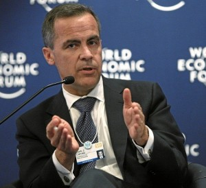 Mark Carney, current Governor of the Bank of Canada and next Governor of the Bank of England