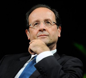 François Hollande, President of France and Co-Prince of Andorra