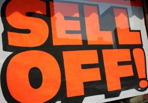 Sell-Off