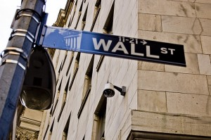 Wall Street Stock Market